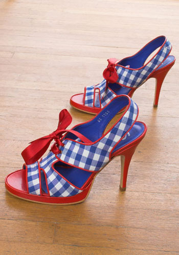 Sailor Girl Heels by Jeffrey Campbell