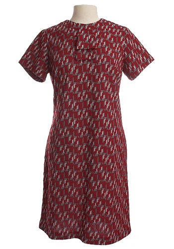 Mysterious Pattern Dress