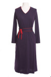 Plum Pie Dress