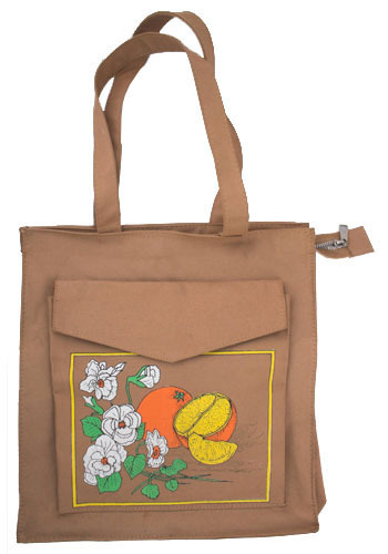 Vintage Florida Fresh Bag