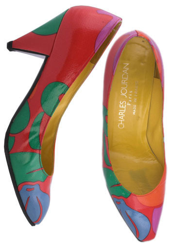 Vintage Tango Heels