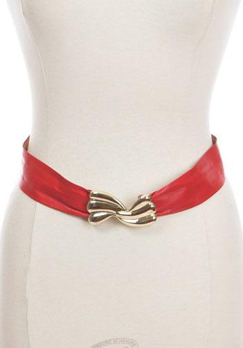 Vintage Candy Apple Belt