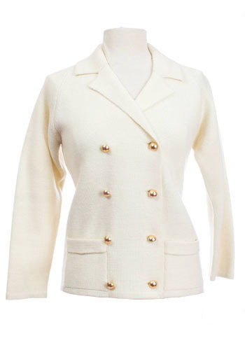 Vintage Mary Tyler Knit Jacket
