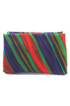 Vintage Colorful Clutch
