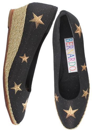 Vintage Lucky Star Wedges
