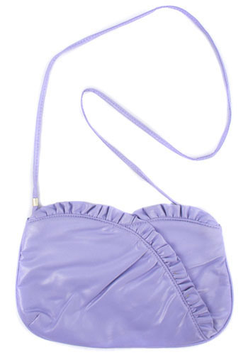 Vintage Candy Ruffle Purse