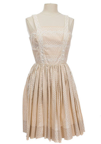 Marzipan Dress