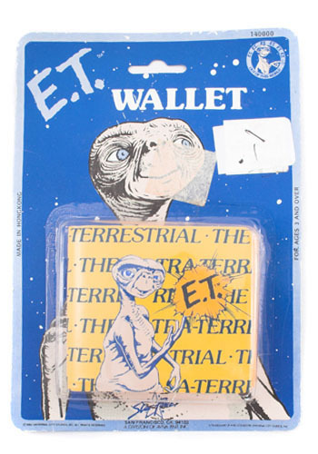 Vintage Phone Home Wallet