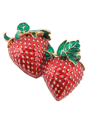 Farm Fresh Brooch