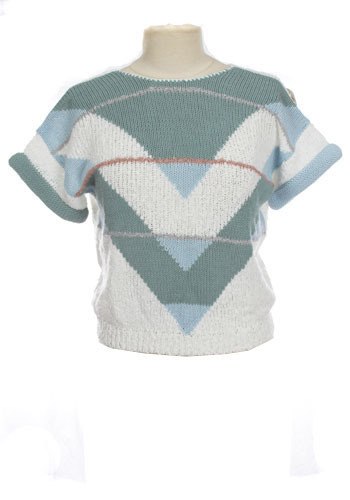 Vintage Organic Knit Sweater