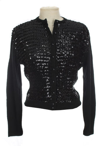Vintage Sixties Sequin Cardigan