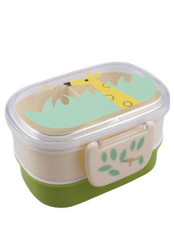 Giraffe Snack Box