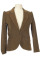 Vintage Scholarly Style Jacket