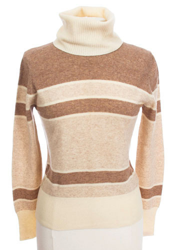 Vintage Cinnamon and Sugar Sweater