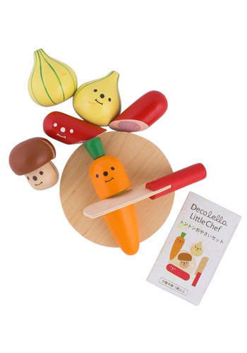 Magic Vegetables Set