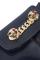 Vintage Patent Lions Handbag