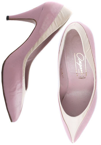 Pink Frosting Pumps