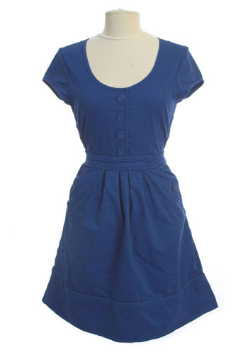 Blue Heaven Dress by Tulle Clothing - Mid-length