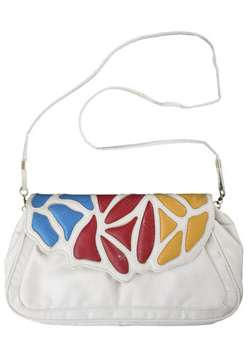 Vintage Primary Color Purse