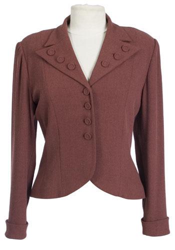 Buttoned Up Blazer