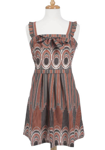 Moroccan Sun Dress - Short