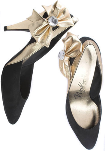 Vintage Glam Pumps