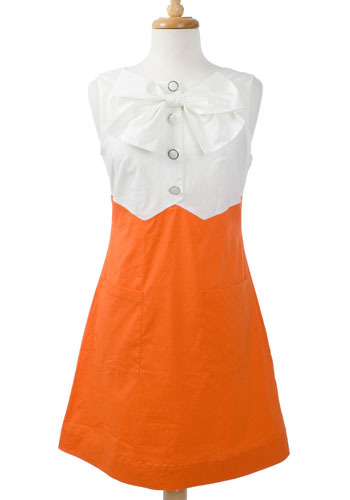 Dreamsicle Dress - Mid-length