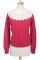 Vintage Watermelon Sweater