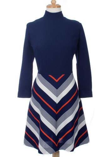 Mod Americana Dress