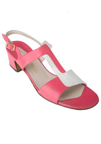 Pink Pair Vintage Sandals