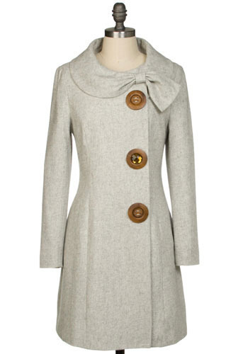 Amber Road Coat - Long