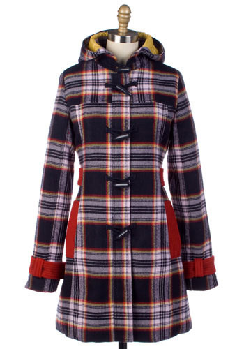 Honee Boston Stroll Coat - Long