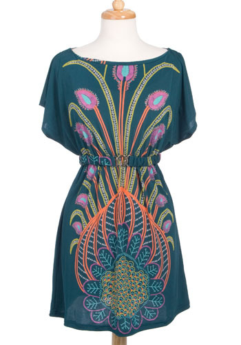 Mrs Peacock Dress
