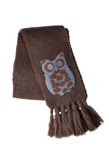 Wise Old Scarf by Wooden Ships