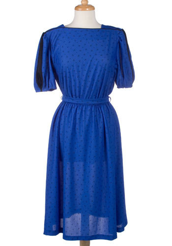 The Hostess Vintage Dress