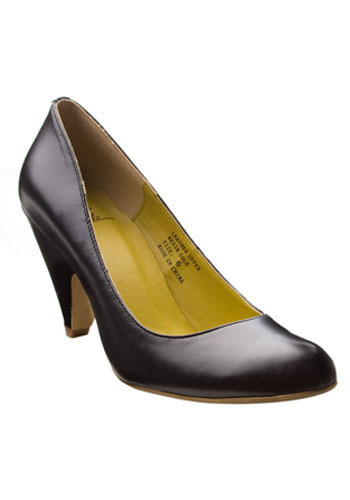 Belvederes Black Party Pumps