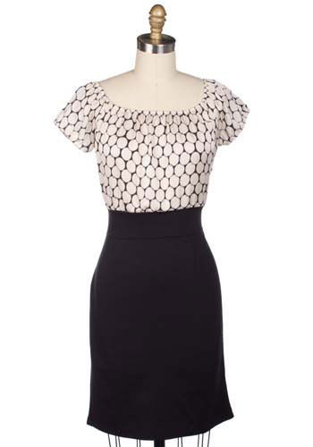 Holloway Dress in Black