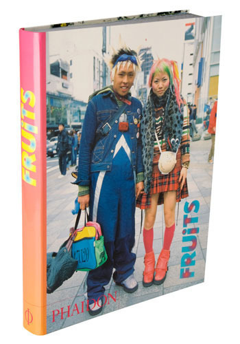 FRUiTS Japanese Street Fashion Book