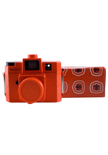 Red Holga Starter Kit