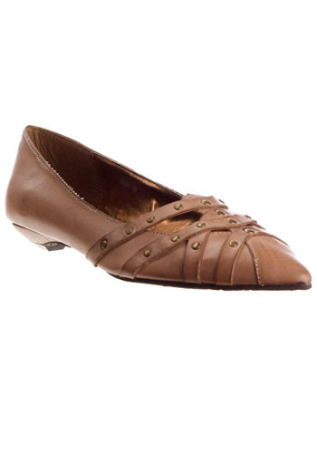 Tan Hot Metal Flats