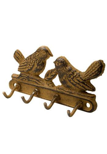 Two Little Birds Key Hook