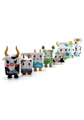 Moofia Action Figures