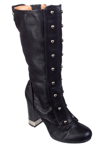 The Risque Black Boot