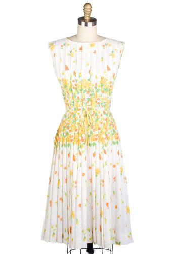 Vintage Starlet Dress