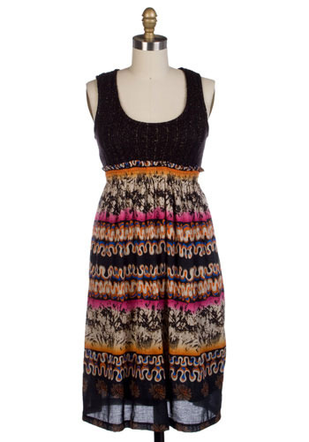 Haight-Ashbury Party Dress