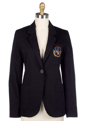 The Rushmore Blazer - Mid-length