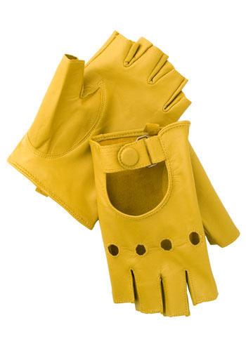 *** Mod Goldenrod Glovelettes