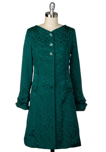 Enchantment Coat by Tulle Clothing - Long