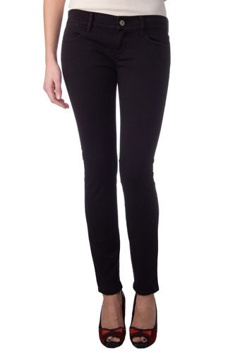 The New Black Skinnies - Short