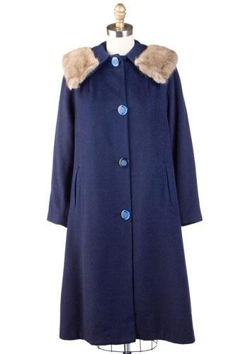 Vintage Storybook Coat